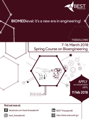 Course on Bioengineering